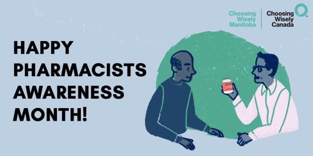 Happy Pharmacists Awareness Month!